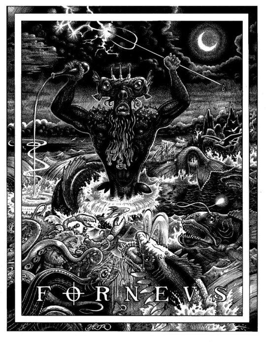 The Demon Forneus