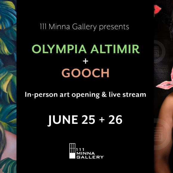Olympia & Gooch's Show OPENS THIS WEEKEND!