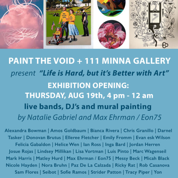 Paint the Void Opening