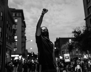 In the Moment: A Black Lives Matter Photo Exhibition