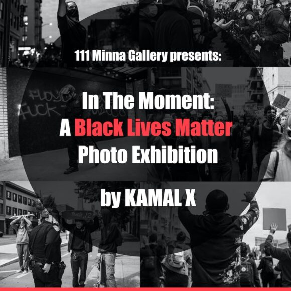 IN THE MOMENT | A Black Lives Matter Photo Exhibition