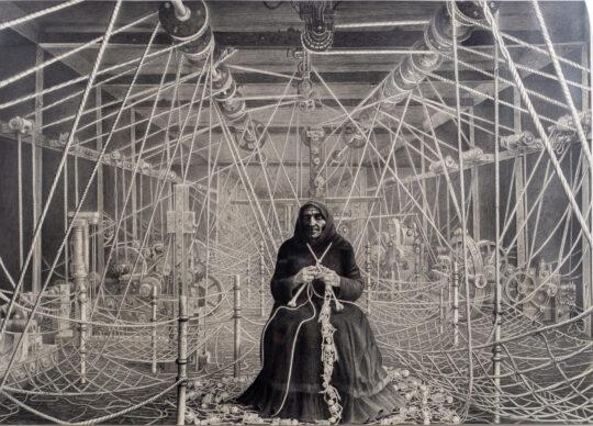 Knitter of Bones