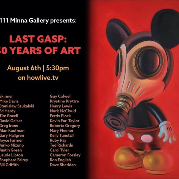 LAST GASP | 50th Anniversary Group Show