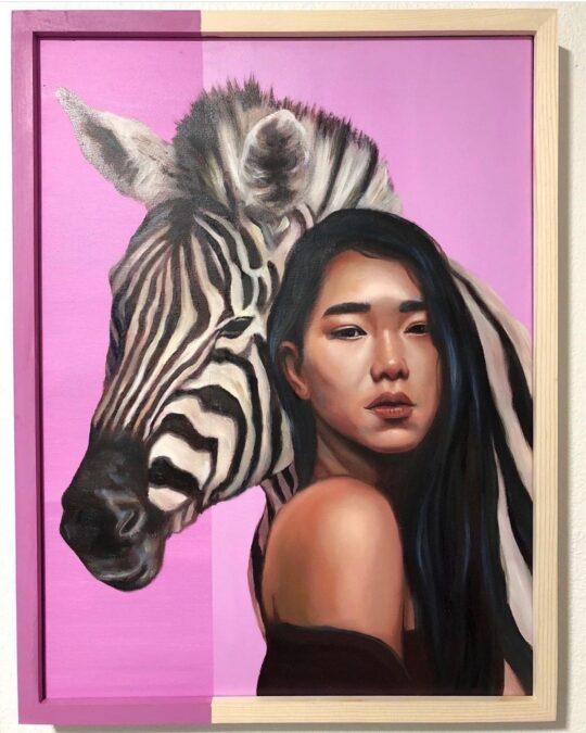 Zebra's temper
