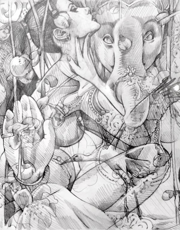 Rebirth Sketch