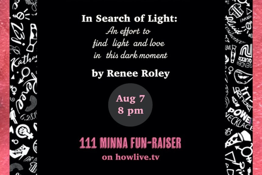 IN SEARCH OF LIGHT | Renee Roley