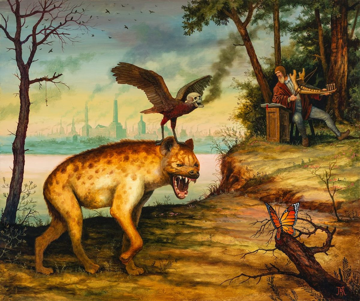 CROOKED AS A DOG'S HIND LEG | Mike Davis Solo Show