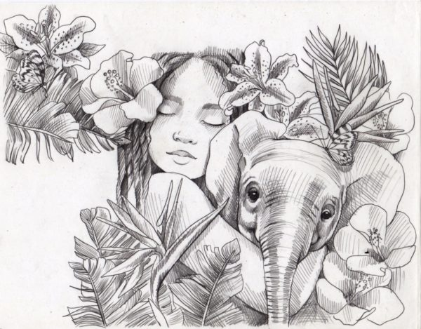 Unconditional 2 Sketch