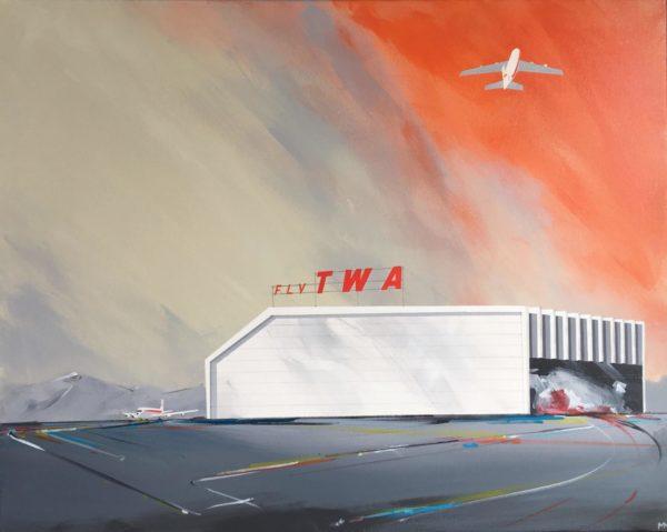 Fly TWA to SF