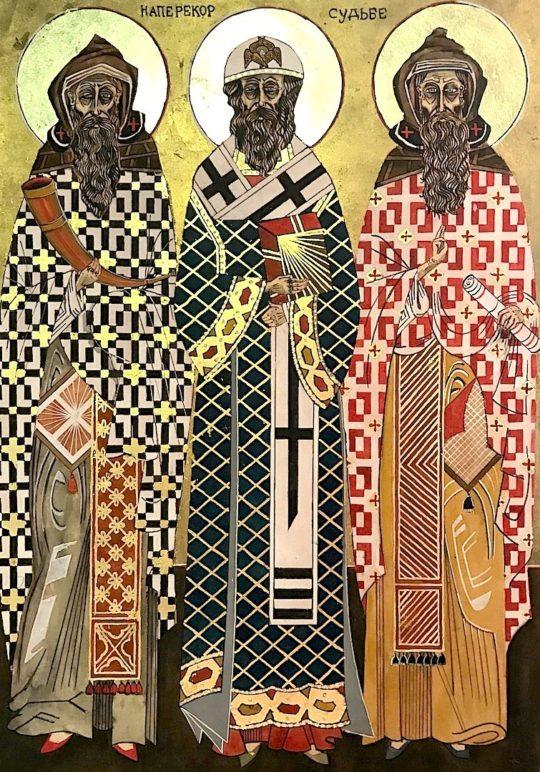 Bishops #4
