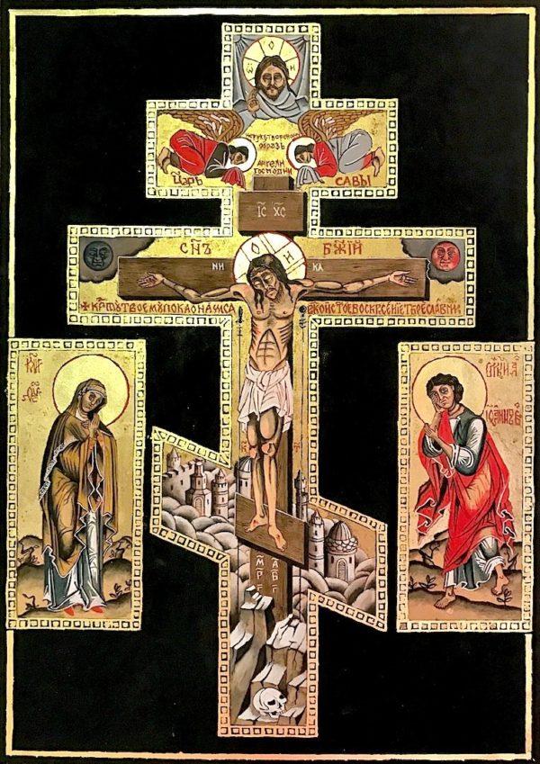 Cross #1 (White)