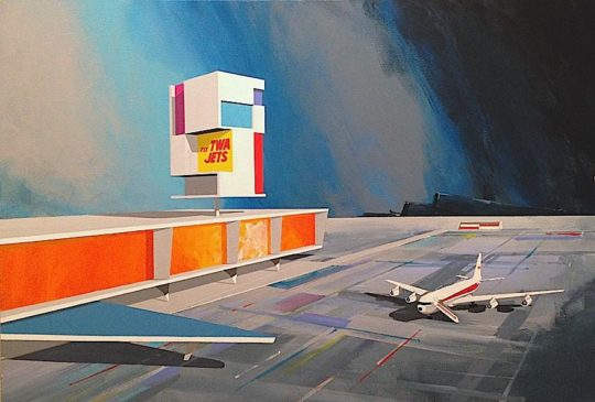 Fly TWA Jets
