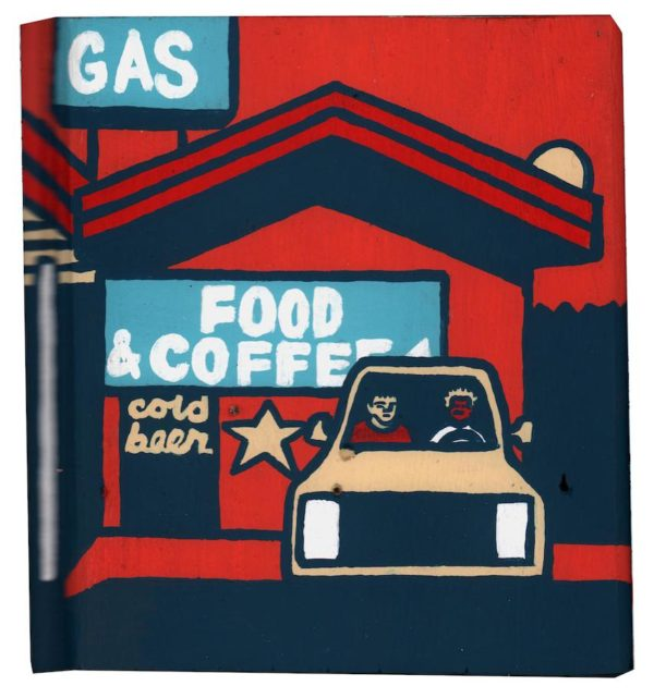 Gas, Food & Coffee
