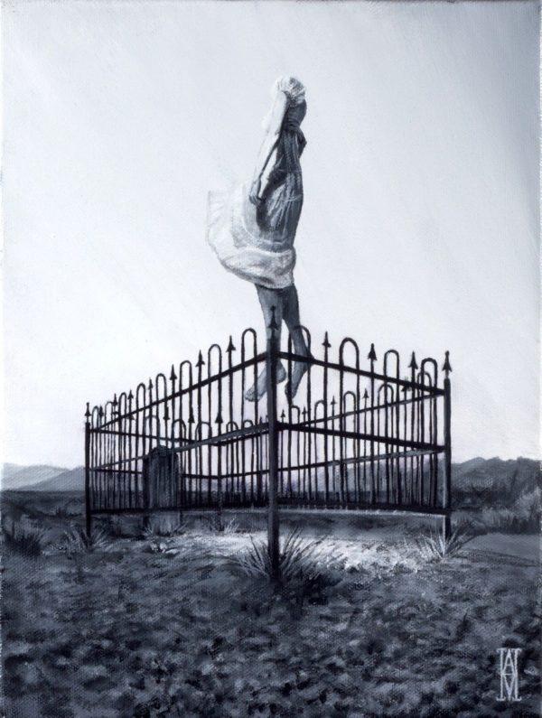 Resurrection of Headless Mary Hawkins