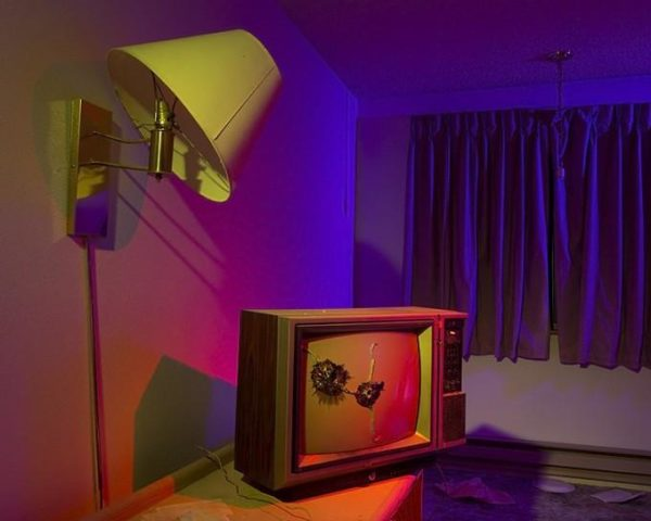 Bobby Peru's Room