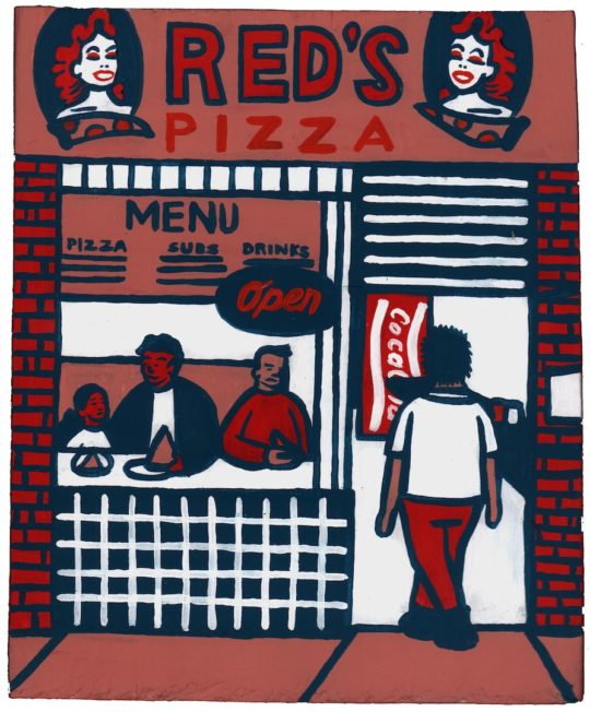 Red's Pizza