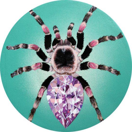 Tourmaline Tarantula