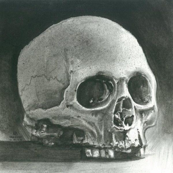 Skull Study (Lipstick)