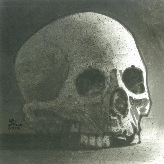 Skull Study (Marker)