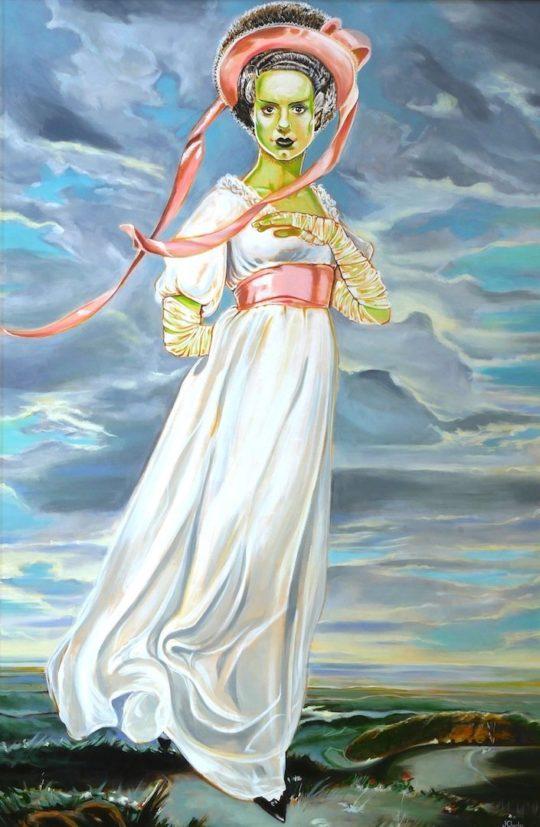 Pinkie, Bride of Frankenstein