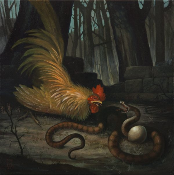 The Rooster and the Snake